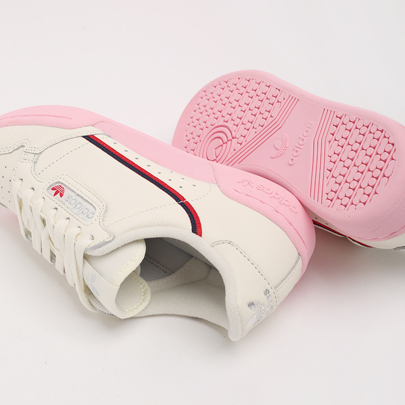 бежевые  кроссовки adidas continental 80 w EG6729 - цена, описание, фото 7