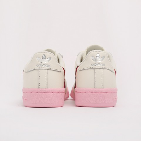 бежевые  кроссовки adidas continental 80 w EG6729 - цена, описание, фото 8