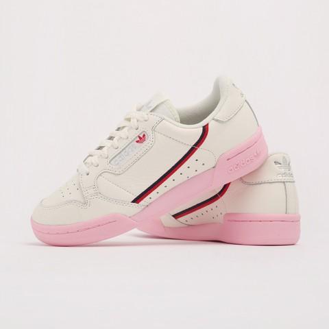 бежевые  кроссовки adidas continental 80 w EG6729 - цена, описание, фото 2
