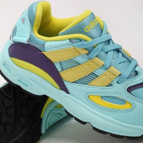 голубые  кроссовки adidas lxcon 94 EG8790 - цена, описание, фото 7