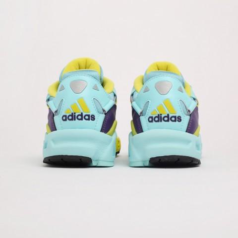 голубые  кроссовки adidas lxcon 94 EG8790 - цена, описание, фото 6