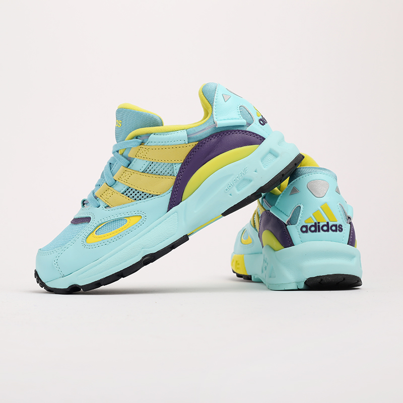голубые  кроссовки adidas lxcon 94 EG8790 - цена, описание, фото 2