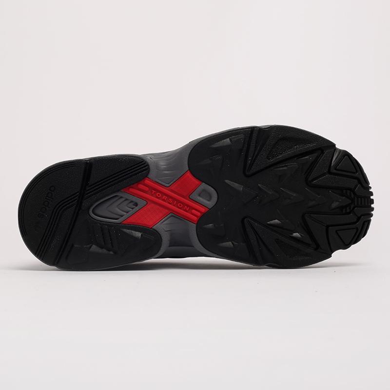 серые  кроссовки adidas yung-1 FV4732 - цена, описание, фото 4