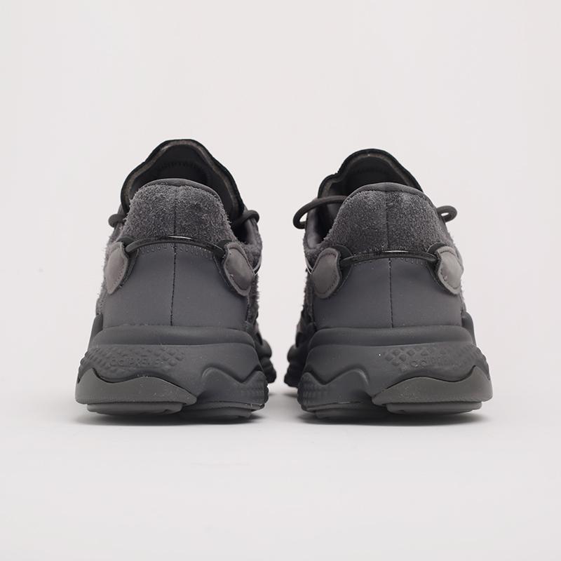 мужские серые  кроссовки adidas ozweego EG0547 - цена, описание, фото 5