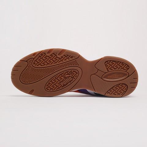 чёрные  кроссовки puma performer mid x the hundreds 37138401 - цена, описание, фото 2