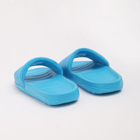 мужские голубые  сланцы jordan breakslide AR6374-402 - цена, описание, фото 3