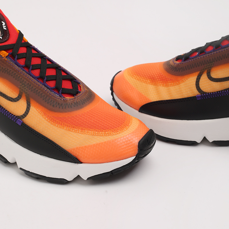 мужские оранжевые  кроссовки nike air max 2090 BV9977-800 - цена, описание, фото 7
