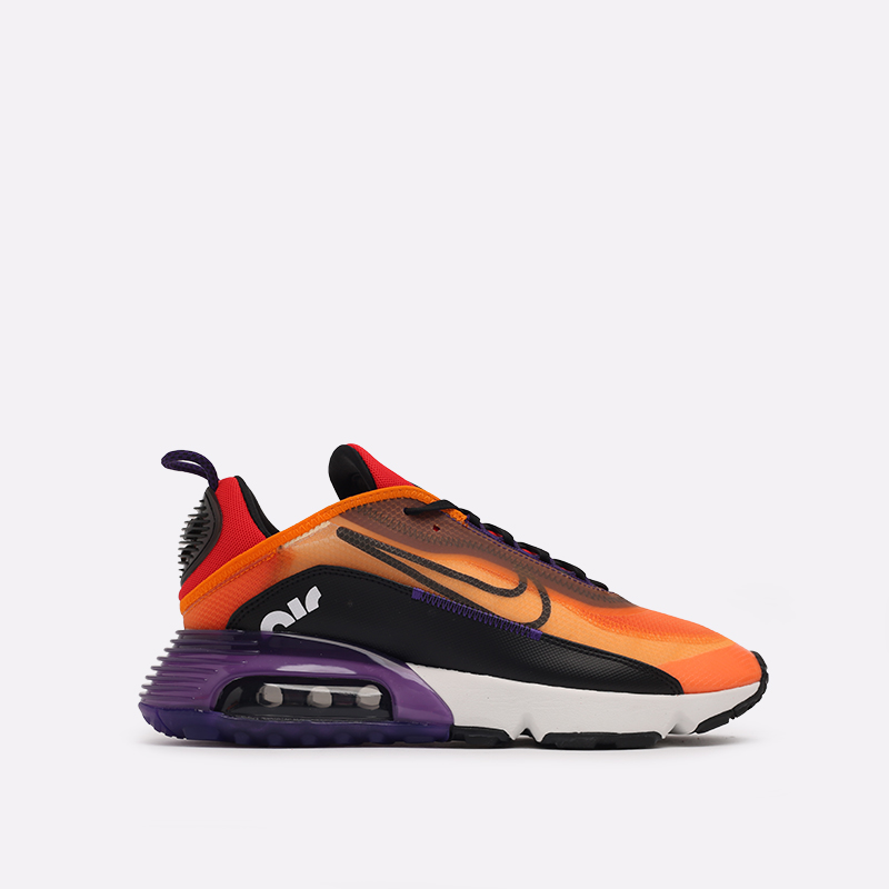 мужские оранжевые  кроссовки nike air max 2090 BV9977-800 - цена, описание, фото 1