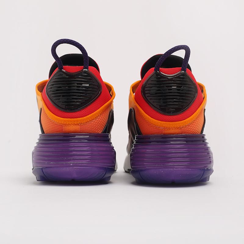 мужские оранжевые  кроссовки nike air max 2090 BV9977-800 - цена, описание, фото 4