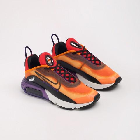 мужские оранжевые  кроссовки nike air max 2090 BV9977-800 - цена, описание, фото 2