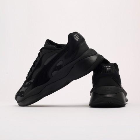 чёрные  кроссовки puma rs-pure x the hundreds 37138101 - цена, описание, фото 7
