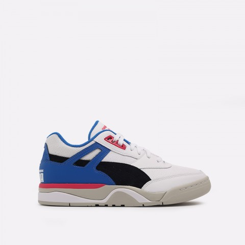 белые  кроссовки puma palace guard x the hundreds 37138201 - цена, описание, фото 1