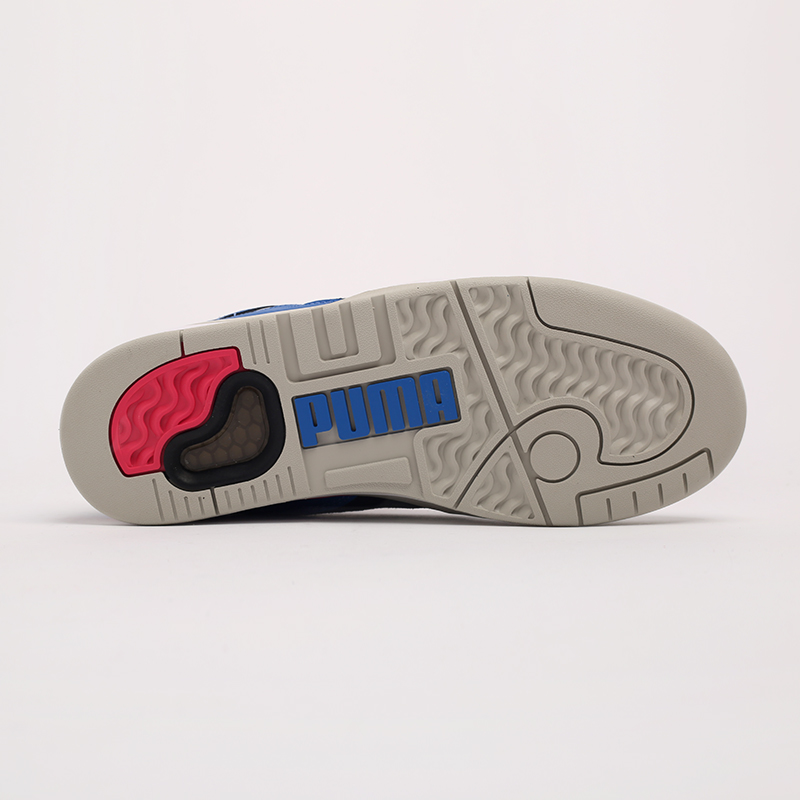 белые  кроссовки puma palace guard x the hundreds 37138201 - цена, описание, фото 3