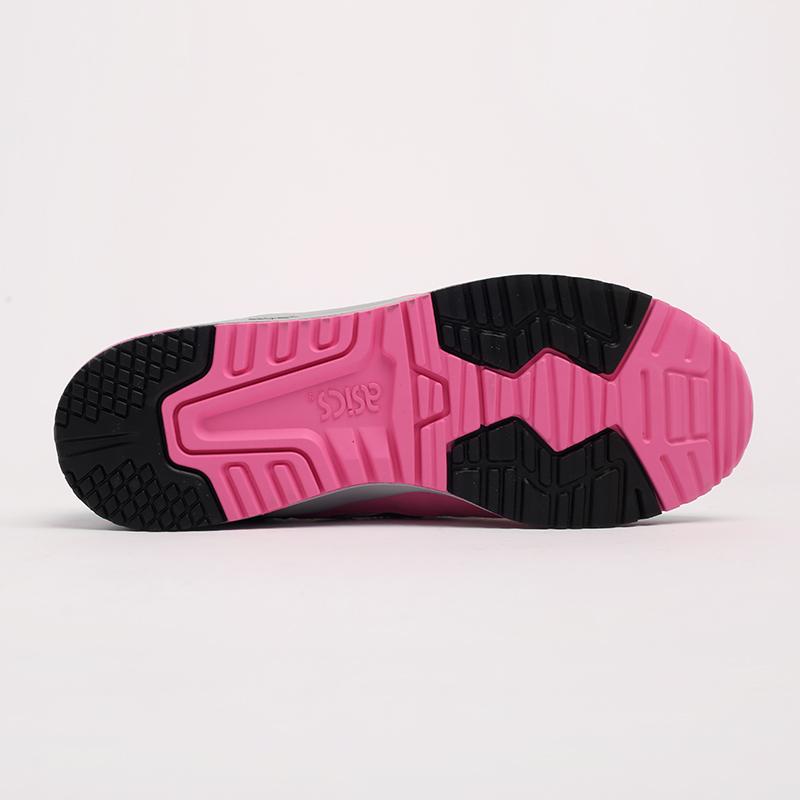 мужские разноцветные  кроссовки asics gel-lyte iii og 1201A051-500 - цена, описание, фото 6