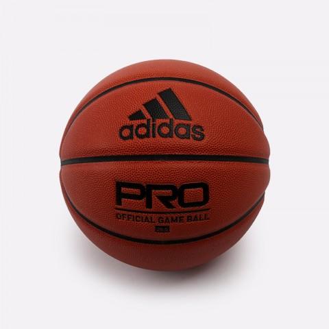 коричневый  мяч №7 adidas pro official DY7891 - цена, описание, фото 1