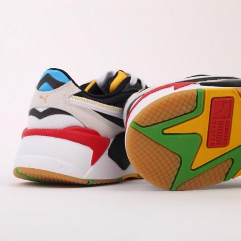 белые  кроссовки puma rs-x3 wh 37330801 - цена, описание, фото 5