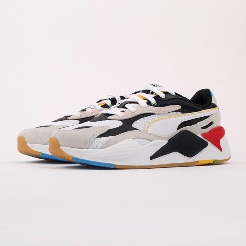 белые  кроссовки puma rs-x3 wh 37330801 - цена, описание, фото 6