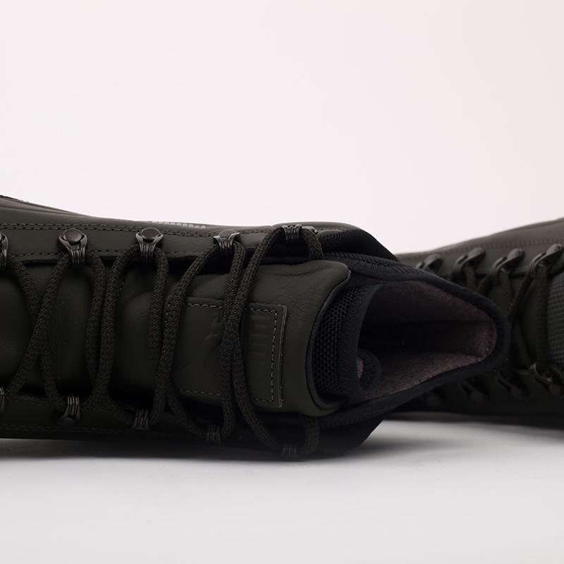 зелёные  кроссовки puma the ren boot 36336605 - цена, описание, фото 8