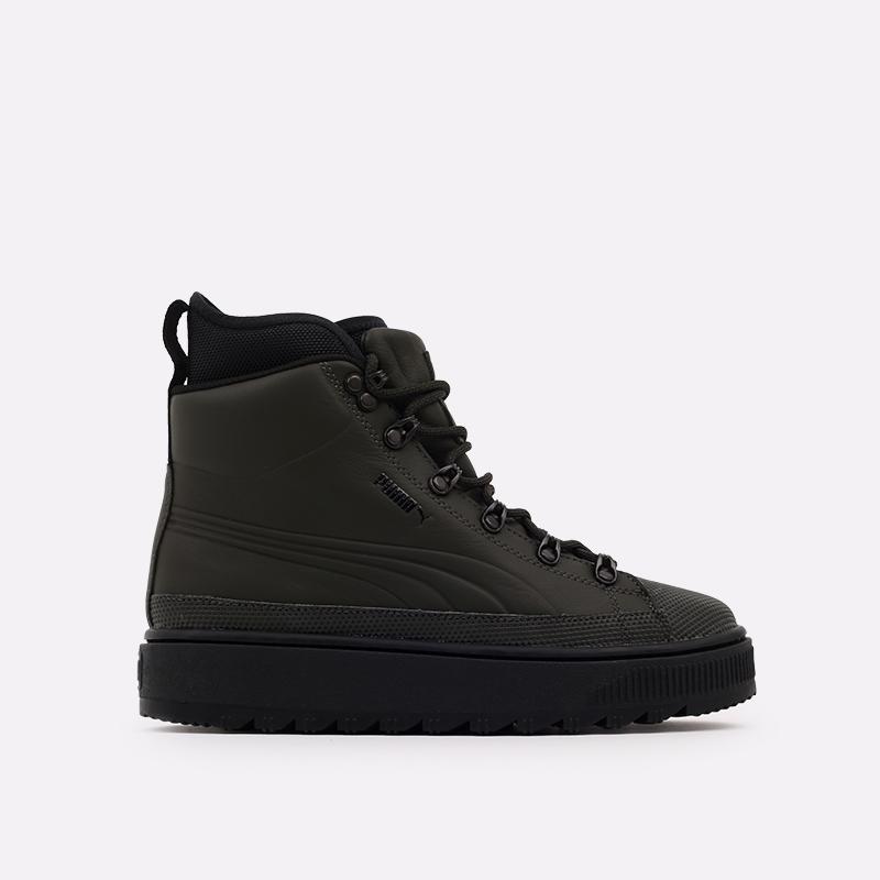 зелёные  кроссовки puma the ren boot 36336605 - цена, описание, фото 1