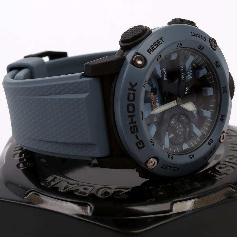 серые  часы casio ga-2000su GA-2000SU-2AER - цена, описание, фото 3
