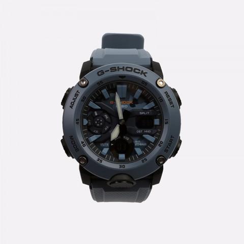 серые  часы casio ga-2000su GA-2000SU-2AER - цена, описание, фото 1