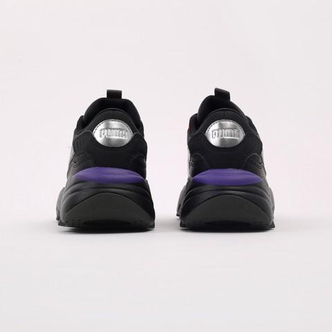 женские чёрные  кроссовки puma pulsar glow wn's 37304401 - цена, описание, фото 5