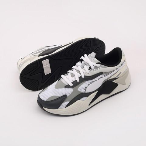 белые  кроссовки puma rs-x3 millenium 37323607 - цена, описание, фото 4