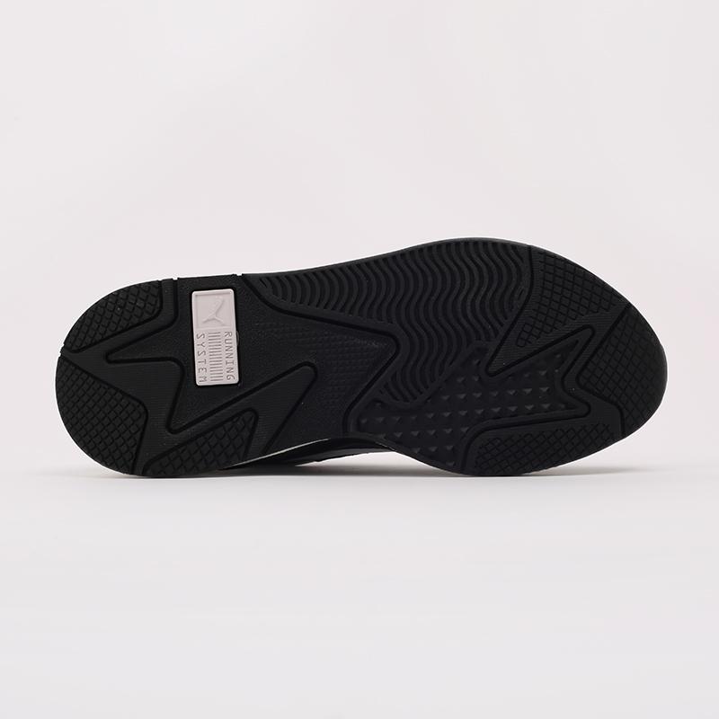 мужские белые  кроссовки puma rs-x3 millenium 37323607 - цена, описание, фото 2