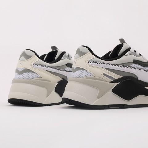 белые  кроссовки puma rs-x3 millenium 37323607 - цена, описание, фото 5