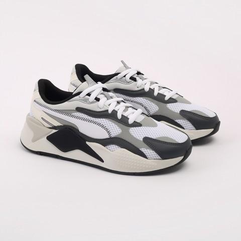 белые  кроссовки puma rs-x3 millenium 37323607 - цена, описание, фото 3