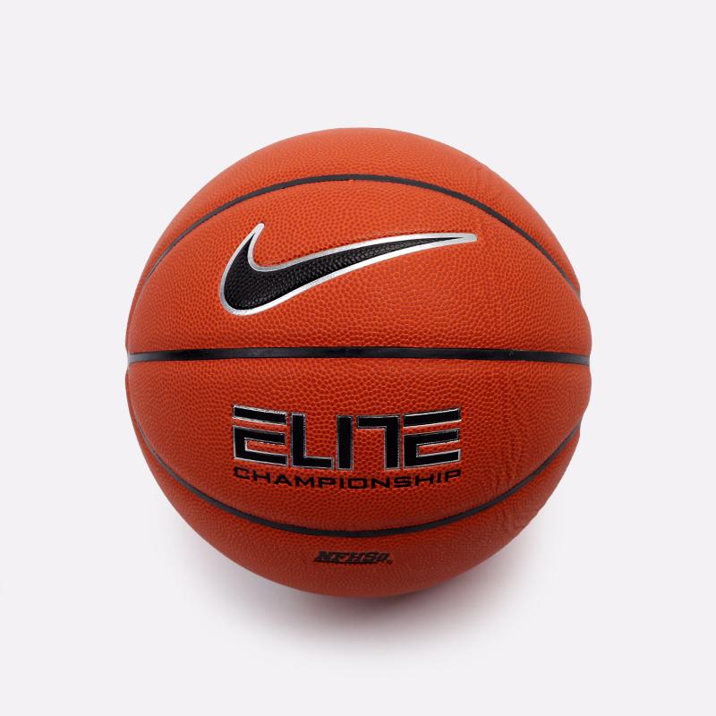 мяч №7 Nike Elite Championship NKI58855 - цена, описание, фото 1