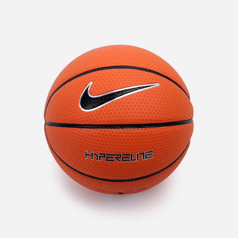 оранжевый  мяч №7 nike hyperelite NKI02855* - цена, описание, фото 1