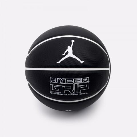 чёрный  мяч №7 jordan hyper grip J0001844092 - цена, описание, фото 1