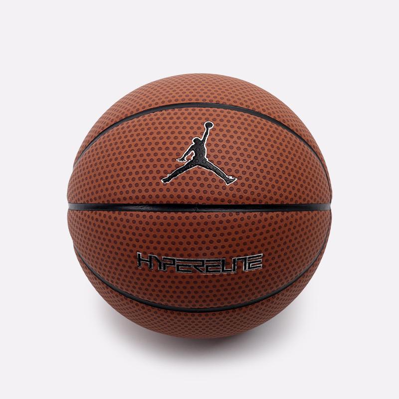 коричневый  мяч №7 jordan hyperelite JKI00858 - цена, описание, фото 1