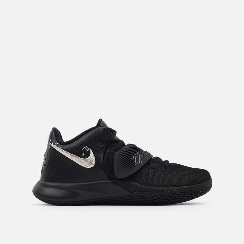 чёрные  кроссовки nike kyrie flytrap iii BQ3060-008 - цена, описание, фото 1