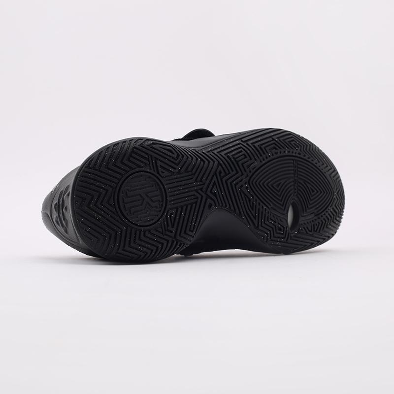 чёрные  кроссовки nike kyrie flytrap iii BQ3060-008 - цена, описание, фото 3