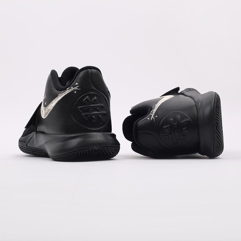 чёрные  кроссовки nike kyrie flytrap iii BQ3060-008 - цена, описание, фото 2
