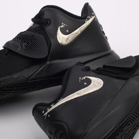 чёрные  кроссовки nike kyrie flytrap iii BQ3060-008 - цена, описание, фото 6