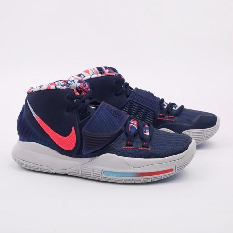 синие  кроссовки nike kyrie 6 BQ4630-402 - цена, описание, фото 2