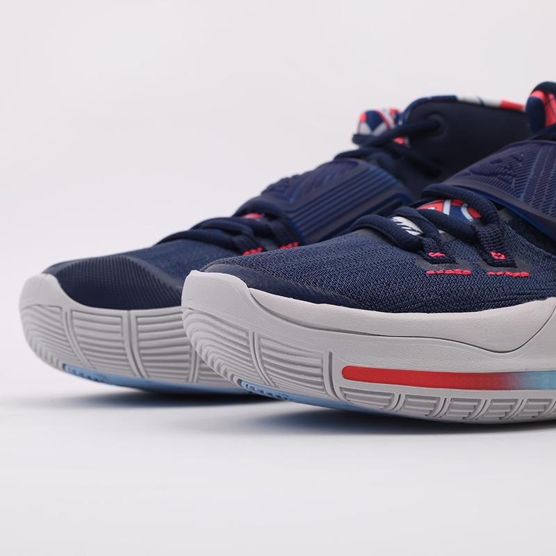 синие  кроссовки nike kyrie 6 BQ4630-402 - цена, описание, фото 6