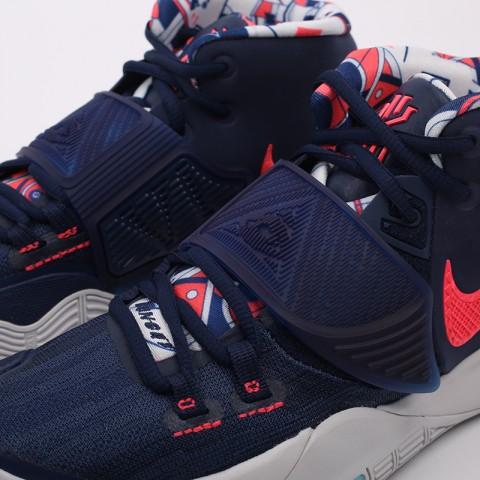 синие  кроссовки nike kyrie 6 BQ4630-402 - цена, описание, фото 7