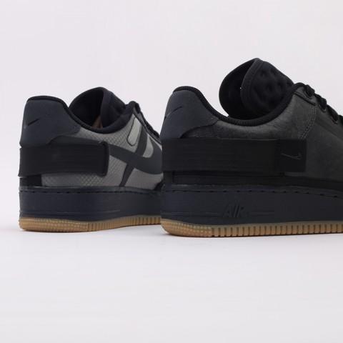 мужские чёрные  кроссовки nike air force 1 type 1 CJ1281-001 - цена, описание, фото 4