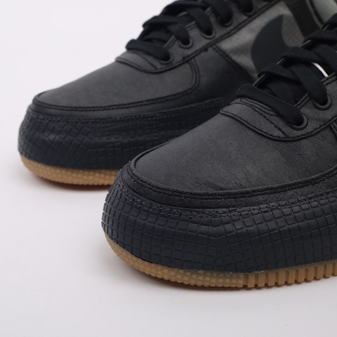 мужские чёрные  кроссовки nike air force 1 type 1 CJ1281-001 - цена, описание, фото 6