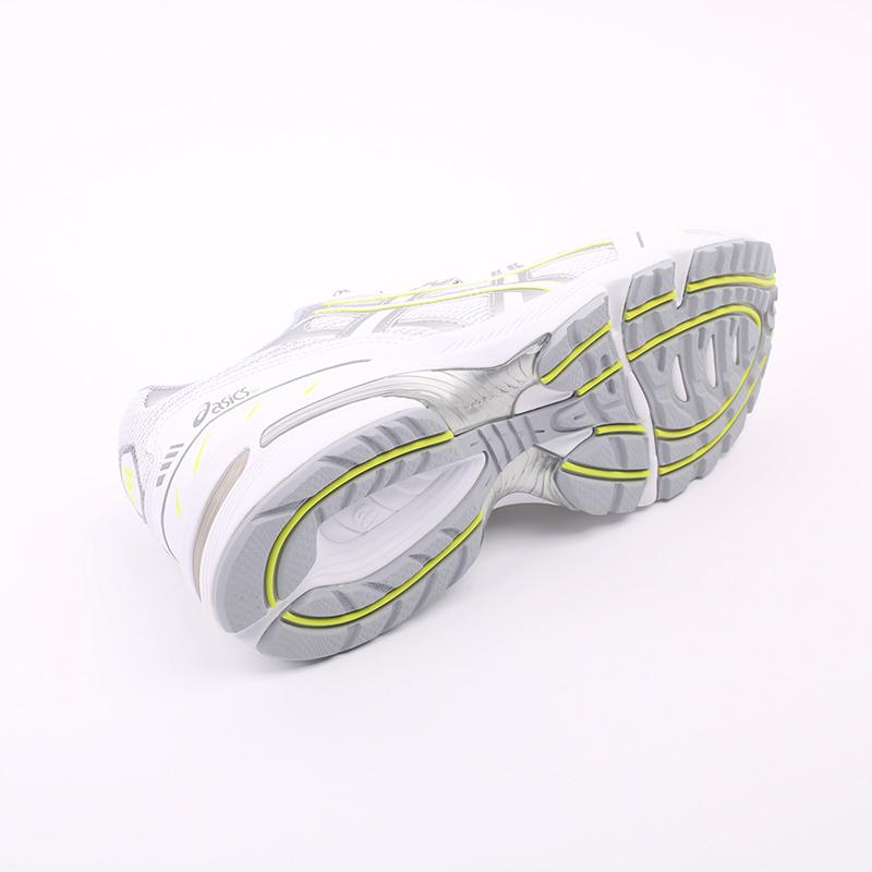 мужские белые  кроссовки asics gel-1090 1201A041-100 - цена, описание, фото 4