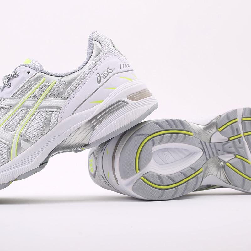 мужские белые  кроссовки asics gel-1090 1201A041-100 - цена, описание, фото 5
