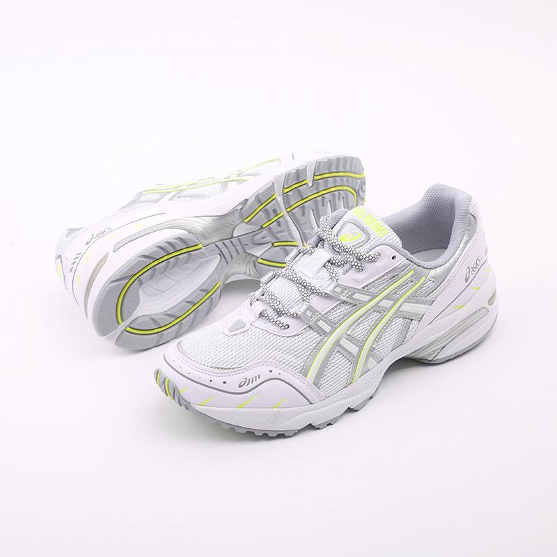 мужские белые  кроссовки asics gel-1090 1201A041-100 - цена, описание, фото 6