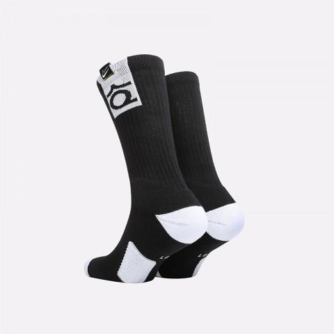 чёрные  носки nike kd elite crew SK0083-010 - цена, описание, фото 2