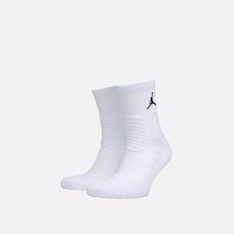 мужские белые  носки nike flight ankle  SX5855-101 - цена, описание, фото 1