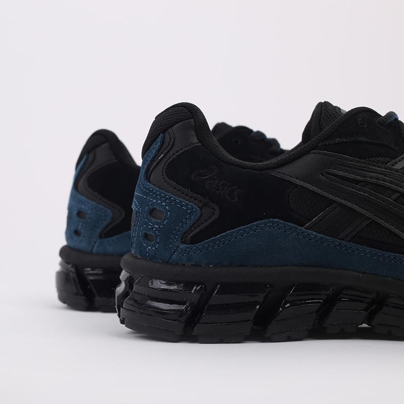 мужские чёрные  кроссовки asics gel-kayano 5 360 1021A160-002 - цена, описание, фото 5