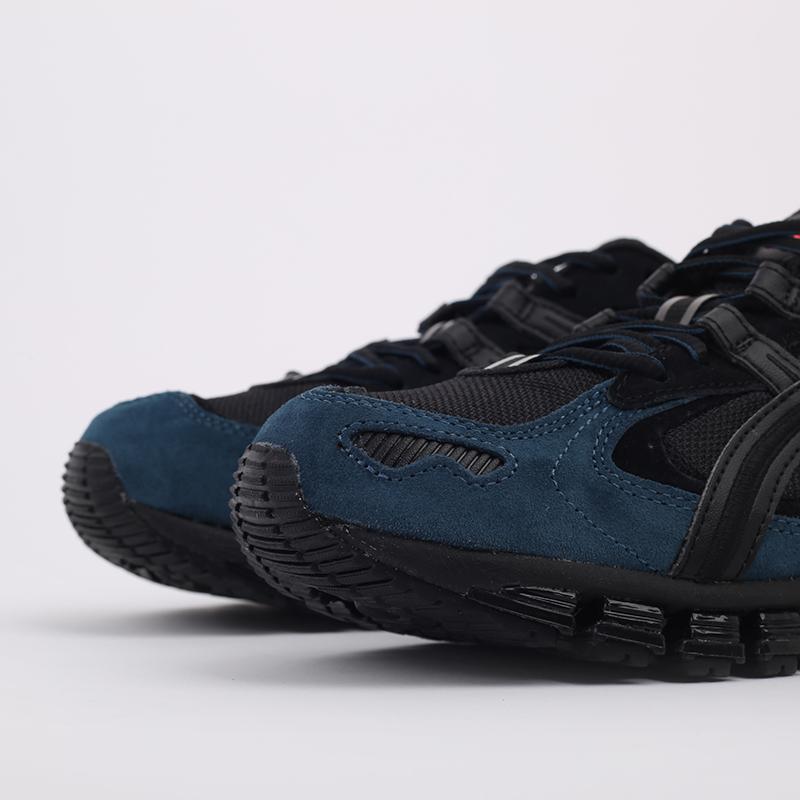 мужские чёрные  кроссовки asics gel-kayano 5 360 1021A160-002 - цена, описание, фото 6